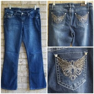 Gorgeous Earl Jeans Streach Sz 11